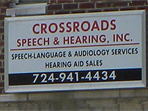 Contact Crossroads Speech & Hearing